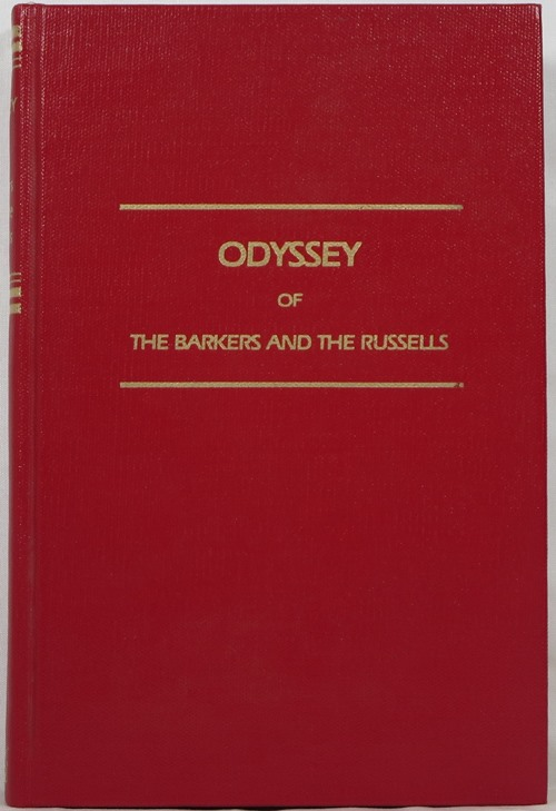 Image for Odyssey of the Barkers and the Russells