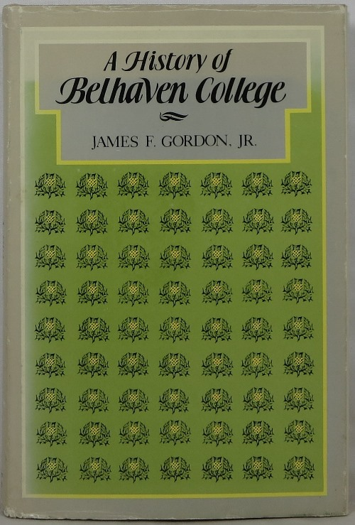 Image for A History of Belhaven College