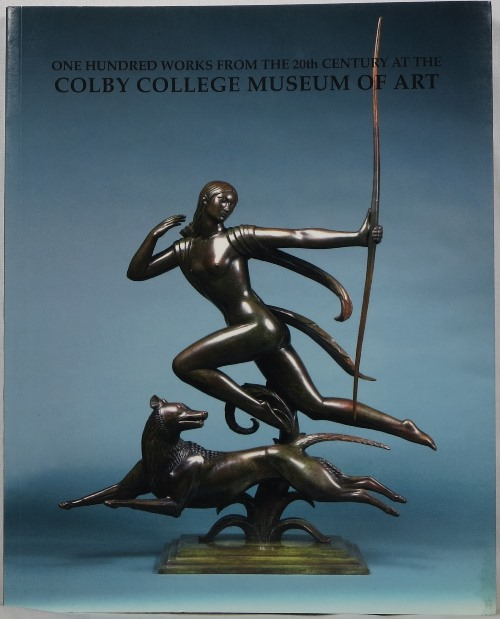 Image for One Hundred Works from the 20th Century at the Colby College Museum of Art