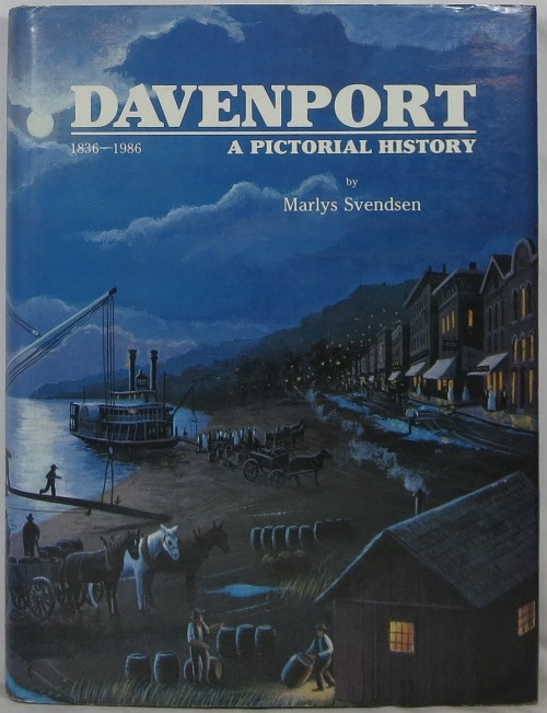 Image for Davenport: A Pictorial History, 1836-1986