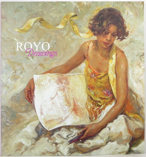 Image for Royo: Drawings