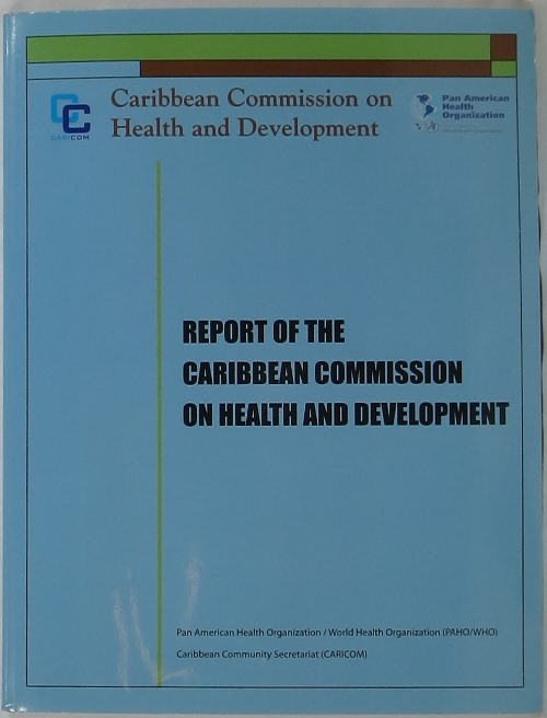 Image for Report of the Caribbean Commission on Health and Development