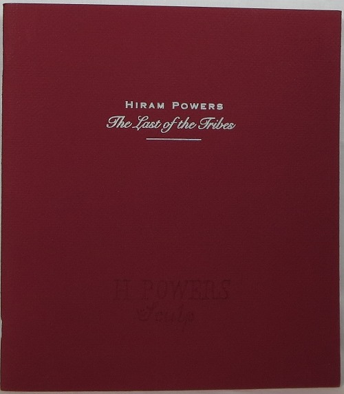 Image for Hiram Powers: The Last of the Tribes