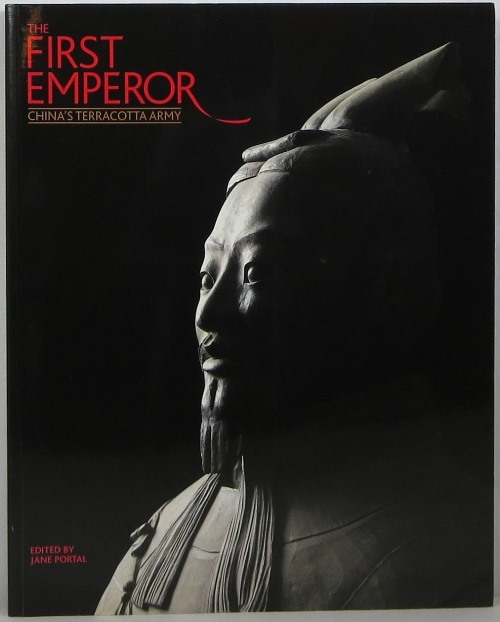 Image for The First Emperor: China's Terracotta Army