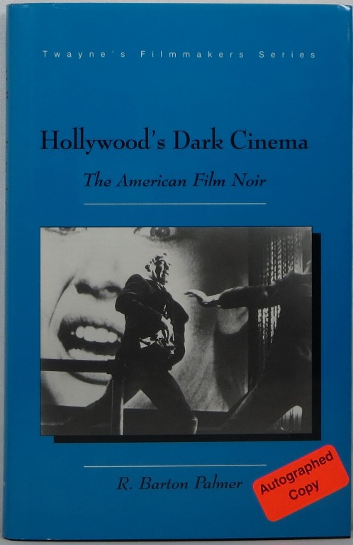 Image for Hollywood's Dark Cinema: The American Film Noir