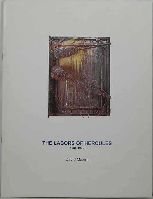 Image for The Labors of Hercules: 1985-1986