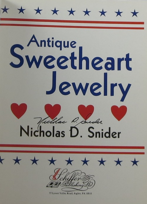 Image for Antique Sweetheart Jewelry