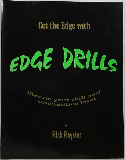 Image for Get the Edge with Edge Drills: Elevate Your Skill and Competitive Level