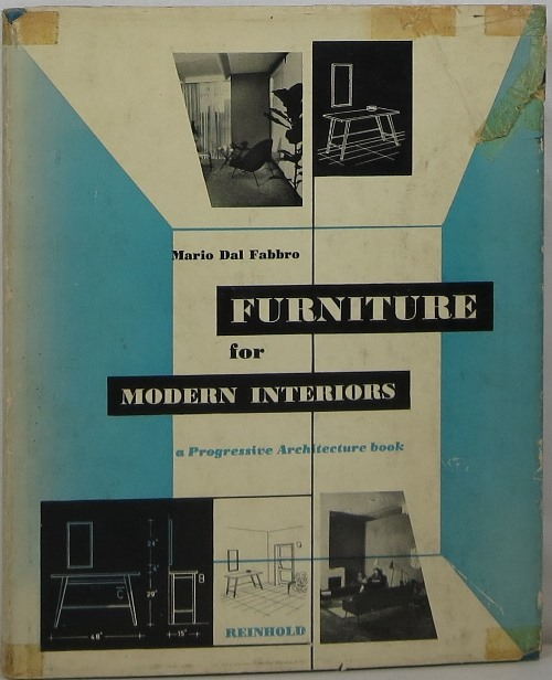 Image for Furniture for Modern Interiors: A Progressive Architecture Book