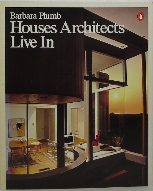 Image for Houses Architects Live In