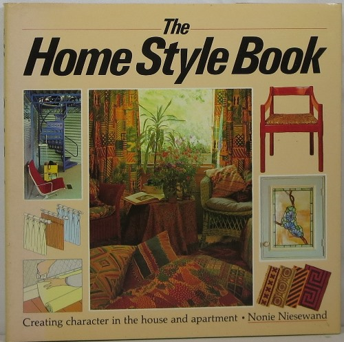 Image for The Home Style Book: Creating Character in the House and Apartment
