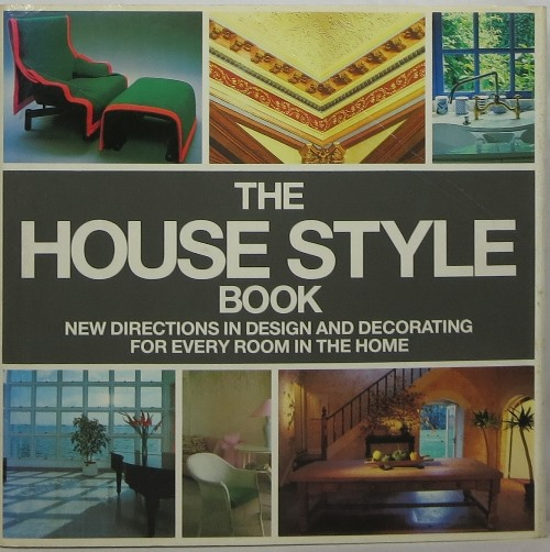 Image for The House Style Book