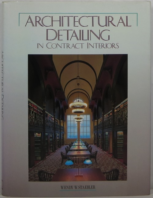 Image for Architectural Detailing in Contract Interiors