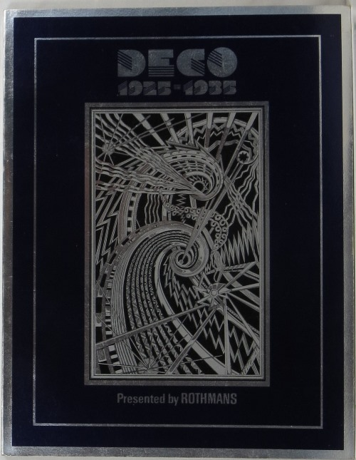 Image for Deco 1925-1935: Presented by Rothmans