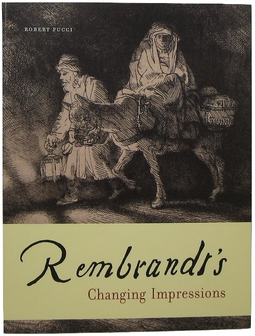 Image for Rembrandt's Changing Impressions