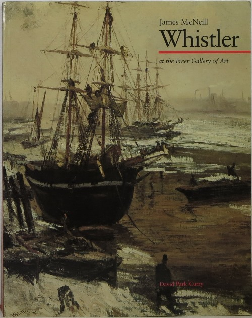 Image for James McNeill Whistler at the Freer Gallery of Art