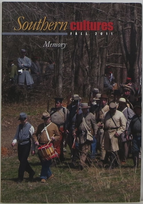 Image for Southern Cultures: The Memory Issue: Fall 2011
