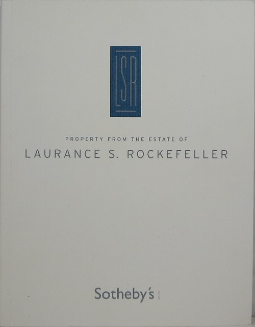 Image for Property from the Estate of Laurance S. Rockefeller, October 11-12, 2005