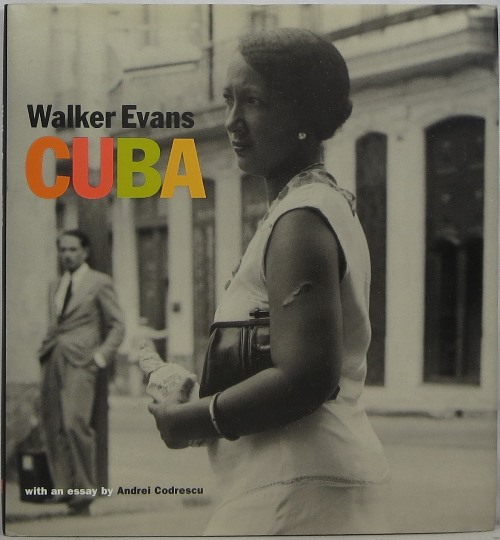 Image for Walker Evans: Cuba