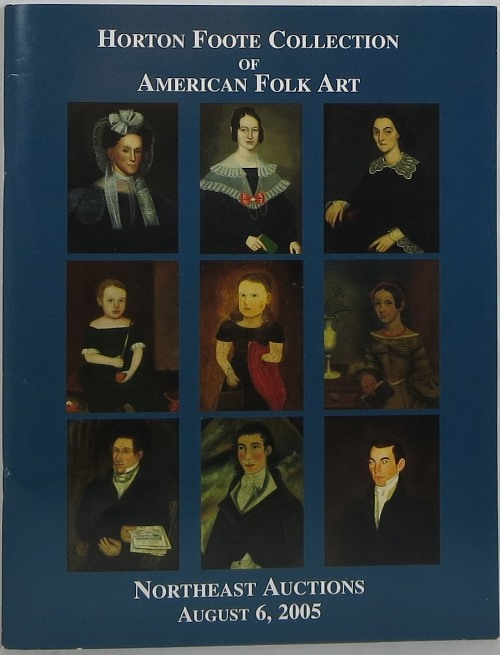 Image for Horton Foote Collection of American Folk Art, August 6, 2005