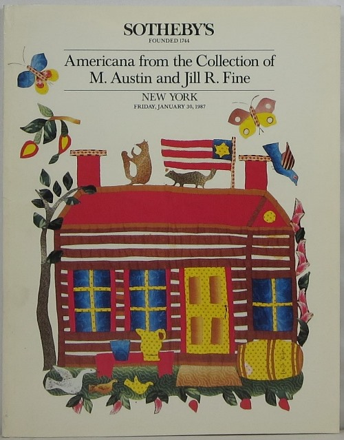 Image for Americana from the Collection of M. Austin and Jill R. Fine, New York, January 30,1987