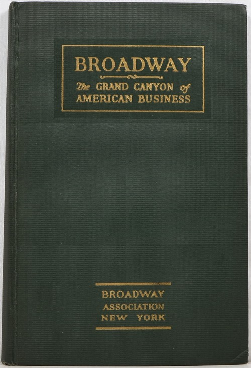 Image for Broadway: The Grand Canyon of American Business