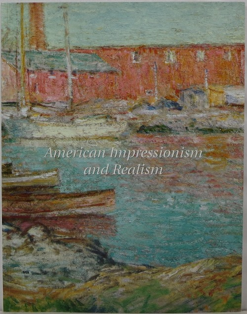 Image for American Impressionism and Realism