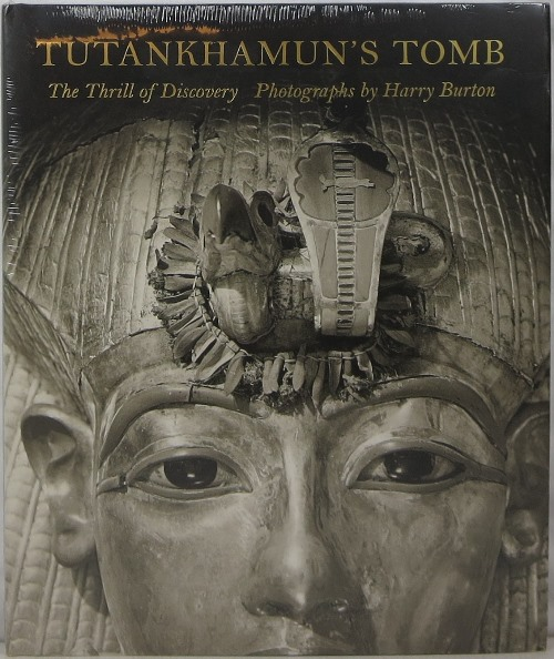 Image for Tutankhamun's Tomb: The Thrill of Discovery