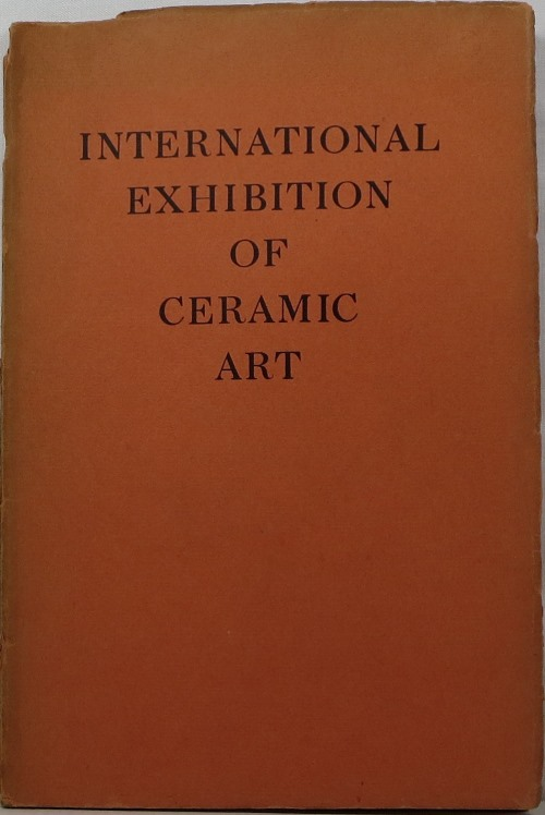 Image for International Exhibition of Ceramic Art