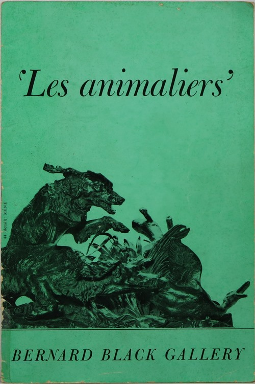 Image for 'Les Animaliers': French Animal Sculpture of the Nineteenth Century