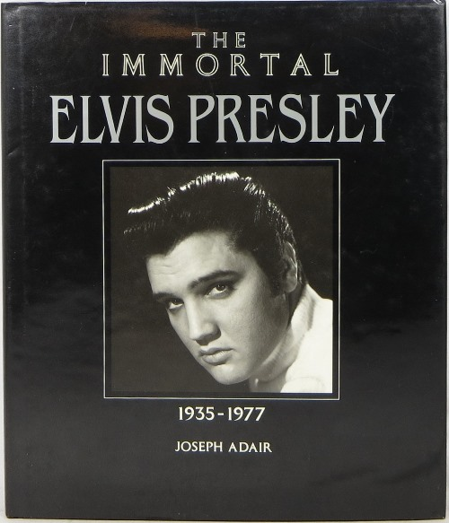 Image for The Immortal Elvis Presley, 1935-1977