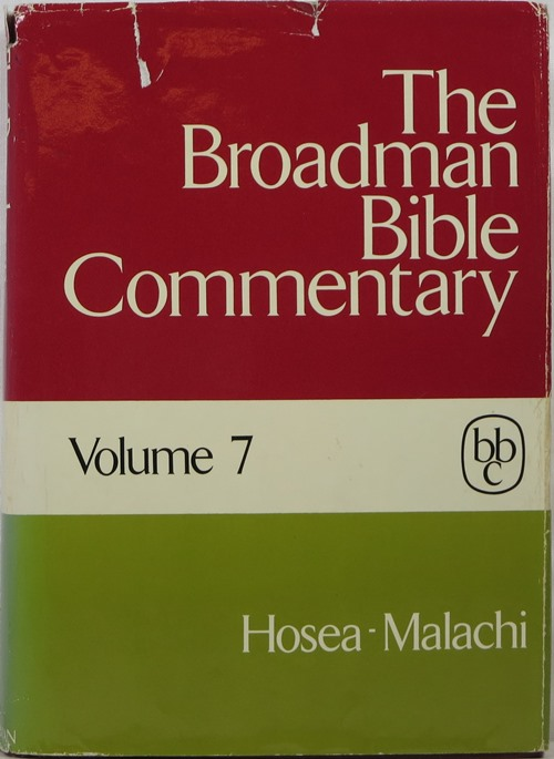 Image for The Broadman Bible Commentary, Volume 7