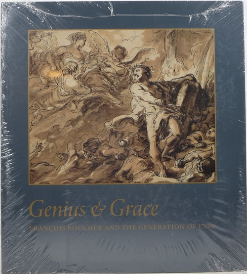 Image for Genius & Grace: François Boucher and the Generation of 1700