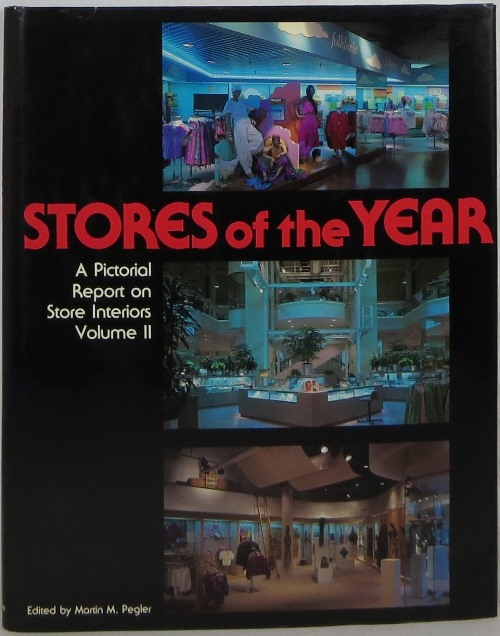Image for Stores of the Year: A Pictorial Report on Store Interiors, Volume II