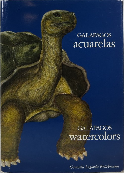Image for Galápagos Acuarelas = Galápagos Watercolors