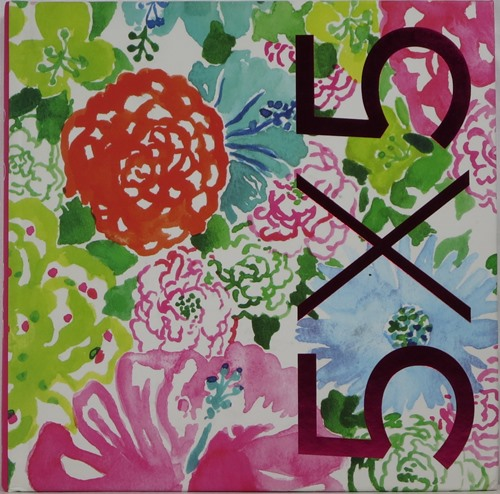 Image for Lilly Pulitzer 5x5