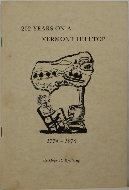 Image for 202 Years on a Vermont Hilltop