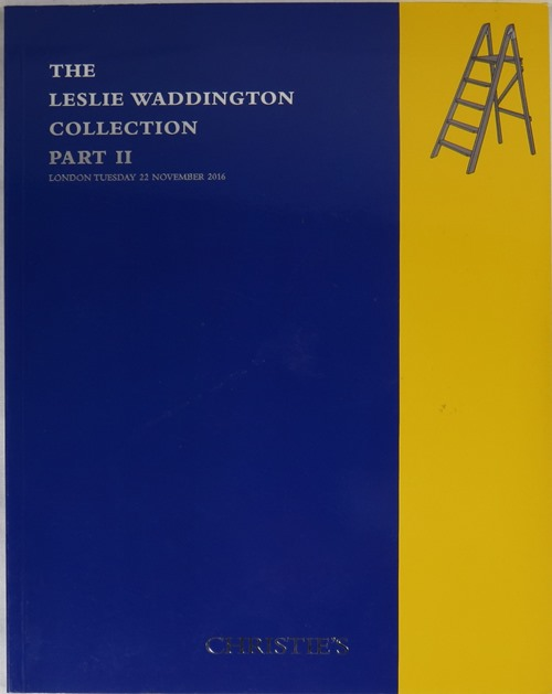 Image for The Leslie Waddington Collection Part II, London, 22 November 2016