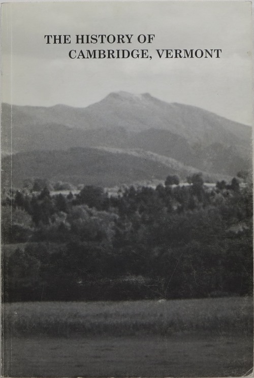 Image for The History of Cambridge, Vermont