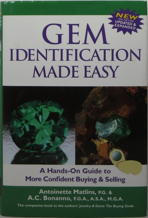 Image for Gem Identification Made Easy, Third Edition: A Hands-On Guide to More Confident Buying & Selling