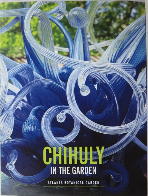 Image for Chihuly in the Garden: Atlanta Botanical Garden