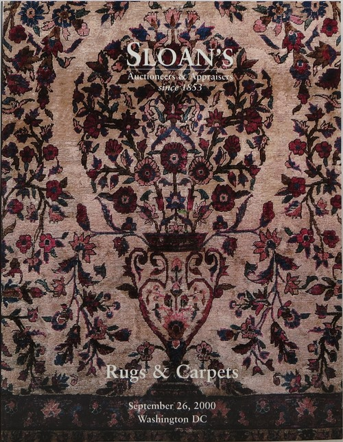 Image for Rugs & Carpets, September 26, 2000, Washington, DC (Sale 902)