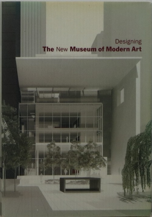 Image for Designing the New Modern Museum of Art