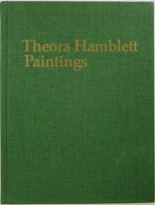 Image for Theora Hamblett Paintings