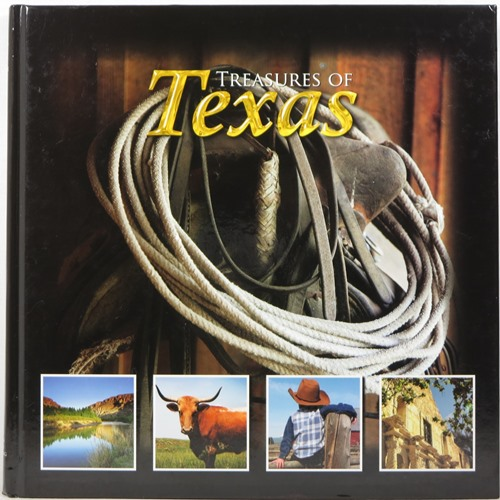 Image for Treasures of Texas