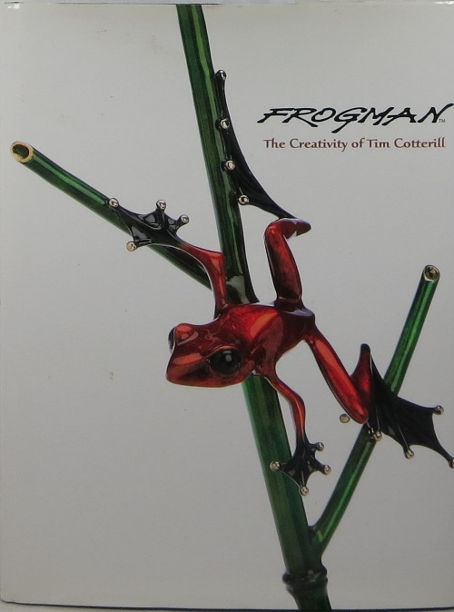 Image for FROGMAN, The Creativity of Tim Cotterell