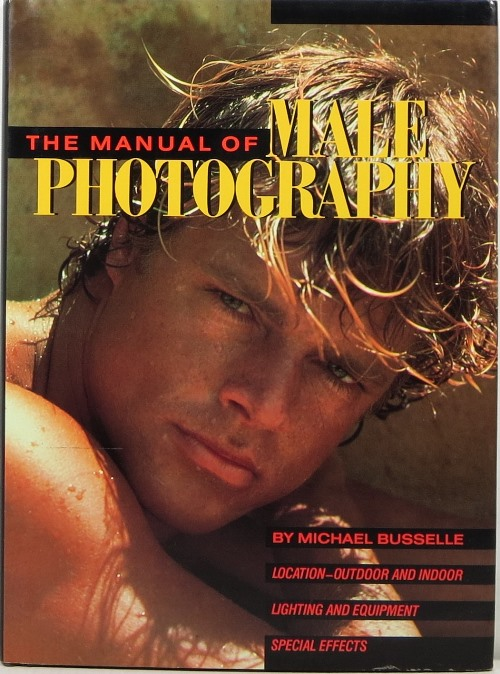 Image for The Manual of Male Photography