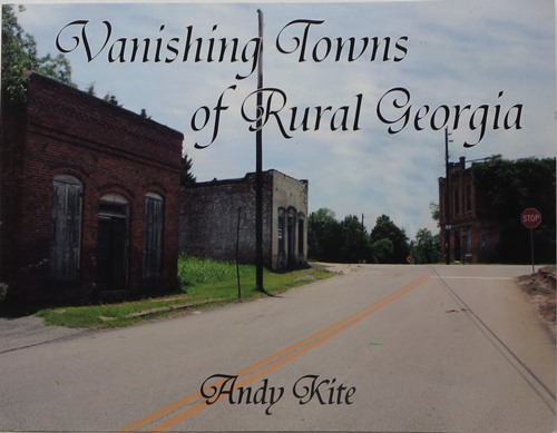 Image for Vanishing Towns of Rural Georgia