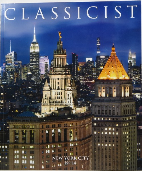 Image for Classicist No. 14: New York City