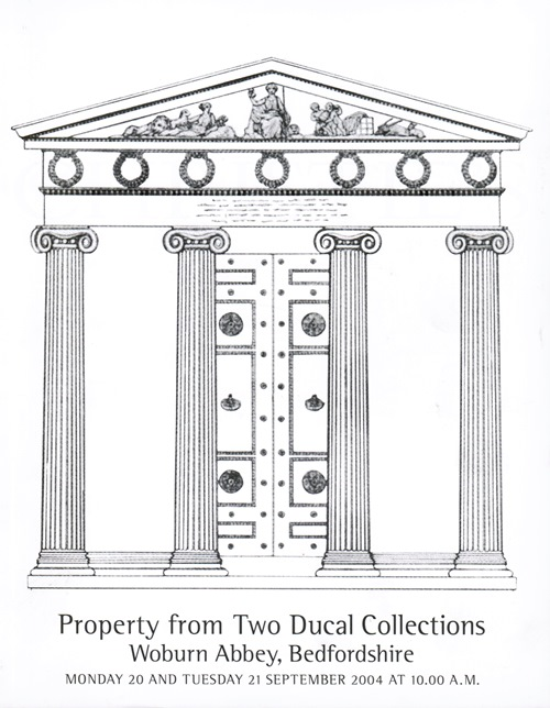 Image for Property from Two Ducal Collections, Woburn Abbey, Bedforshire, 20 and 21 September 2004 (Sale 7013)